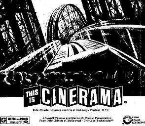 Cinerama Dome Moves Forward